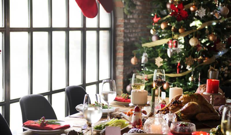 Kerstmaaltijd